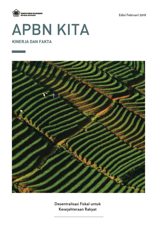 majalah treasury indonesia terbitan 1/2017