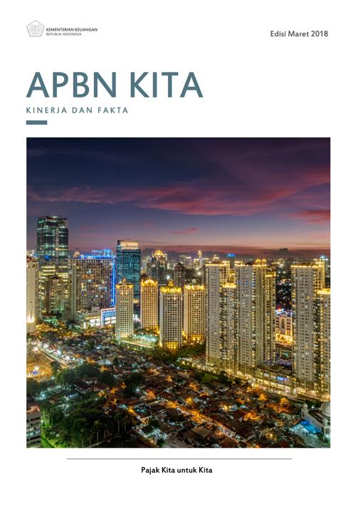 majalah treasury indonesia terbitan 1 tahun 2016